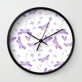 CN DRAGONFLY 1006 Wall Clock