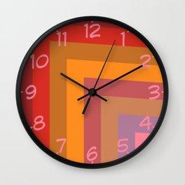 Door to Color Wall Clock