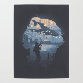 The Last of Us 2 Poster Series - Owens Aquarium Poster