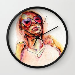 Lana Wall Clock