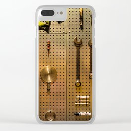 Tools Clear iPhone Case