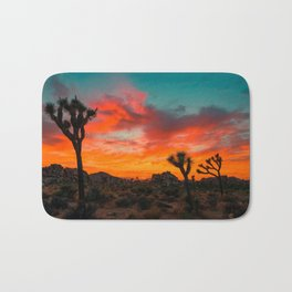 Joshua Tree Parc National Bath Mat