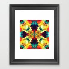 I Dream In Colors Framed Art Print