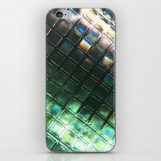 Rainbow pixels iPhone Skin