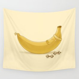 Crunches Wall Tapestry
