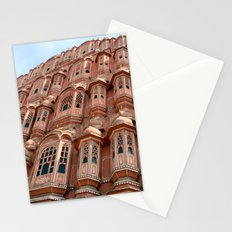 Balconies      (color) Stationery Cards