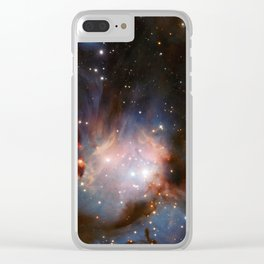 Messier 78 Clear iPhone Case