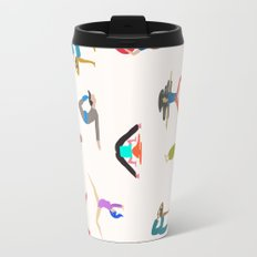 yoga lovers Travel Mug