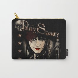 Pouty Scouty! Carry-All Pouch