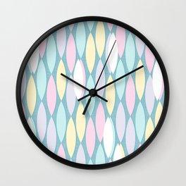 Sugared Almonds Wall Clock