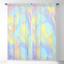 Camouflage XCVI Blackout Curtain