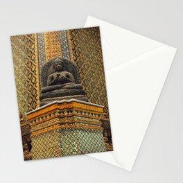 Buddha - Bangkok - Thailand Stationery Cards