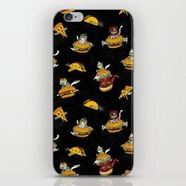 I Can Haz Cheeseburger Spaceships? iPhone Skin