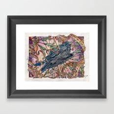 The Guff Framed Art Print