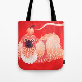 Year of the Dog 2018 Tote Bag