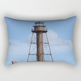 Sanibel Island Light Rectangular Pillow