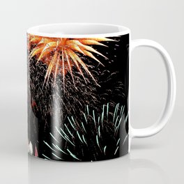 Of All the Fireworks in All the World Coffee Mug