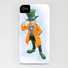 Reginald Slim Case iPhone (4, 4s)