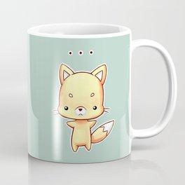 Little Fox Coffee Mug