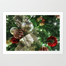 Christmas Time Is Here Art Print