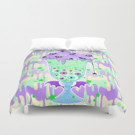 Witchy Brew Duvet Cover
