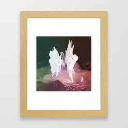 #Micro #Angel - 20160627 Framed Art Print