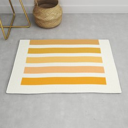 Sunburst Art Print Rug