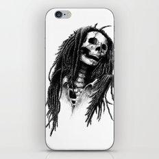 the Legend of Reggae iPhone & iPod Skin