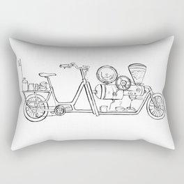 Dream Machine Rectangular Pillow