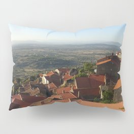 View over Monsanto Pillow Sham