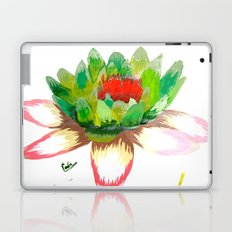 Alice's Water Lily Laptop & iPad Skin
