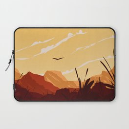 West Texas Landscape Laptop Sleeve