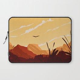 West Texas Landscape Laptop Sleeve