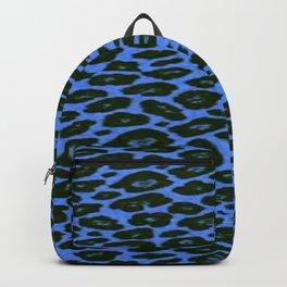 blue cheetah Backpack