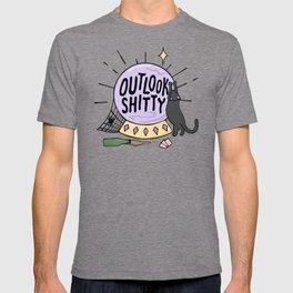 OUTLOOK SHITTY T-shirt