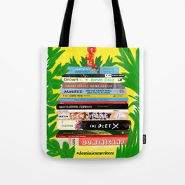 Dominican Writers Tote Bag