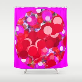 SEXYPLEXI 10 A Shower Curtain