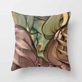 Hephaestus Throw Pillow