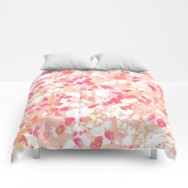Terrazzo Delight Comforters
