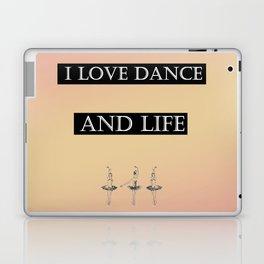 i love ... Laptop & iPad Skin