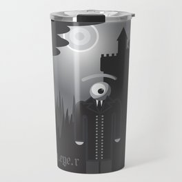 vamp.eye.r Travel Mug
