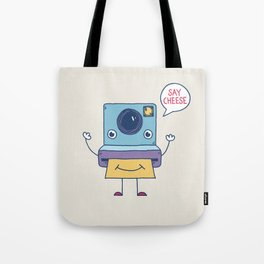Instant Happy Tote Bag