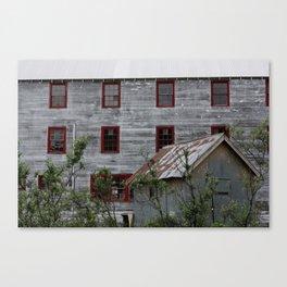Overshadowed Canvas Print