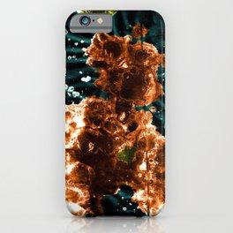 Igneous Man iPhone Case