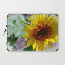 sunflower glow Laptop Sleeve
