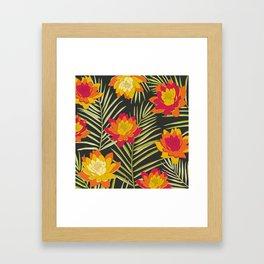 Hawaiian Nights Framed Art Print