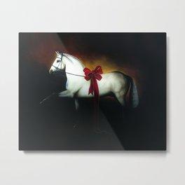 The Gift Horse Metal Print