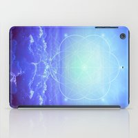 tolkien iPad Cases featuring All But the Brightest Stars (Sirius Star Geometric) by soaring anchor designs