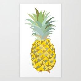 pineaple Art Print