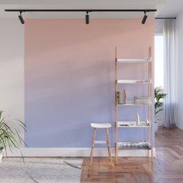 GOOD TIMES - Minimal Plain Soft Mood Color Blend Prints Wall Mural